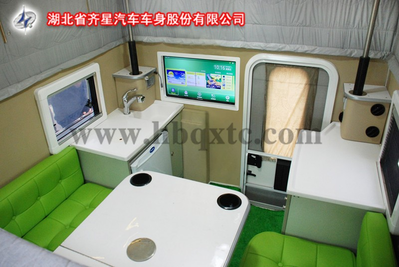 TRUCK CAMPER(Pick-up caravan)