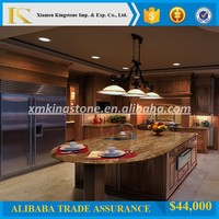 Cheap Chinese prefabricated stone island for construct decoration