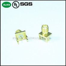 High quality wholesale RF Connector SMA Connector/Plug 14.25mm 50 Ohm RF Header