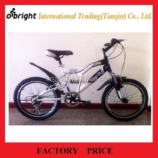 20inch full suspension mountain bike