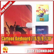 "Tablet PC USB Keyboard For Tablet, Tablet Keyboard For 7"" 8"" 9"" 9.7"" 10.1"" MID usb wired keyboard"
