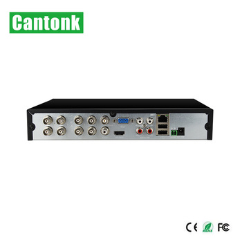 Cantonk Newest H.265 5MP 8CH 5-IN-1 XVR
