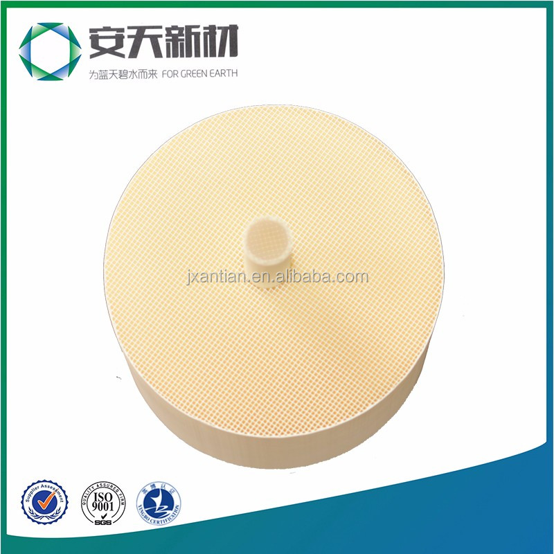 ceramic substrate used in Gasoline engine Tail Gas Purifying System