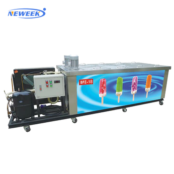 NEWEEK for snake shop flavored sorbet ice candy making machine