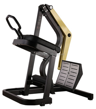 Glute Ham Developer Standing leg extension Glute Isolator Popular strength fitness machine AMA-8908