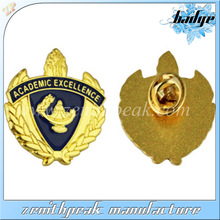 custom Casting Technique and Metal Material high quality antique lapel pin badge old badge pin
