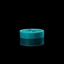 Different spacer chamber chamber inhaler for bronchial asthma