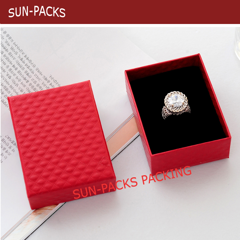 European style princess red bubble cover ring packing paper box for wedding / gif / proposal