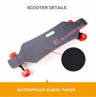 2016 coolest!!!!long lasting fast speed long bamboo 4 wheels electric skating board wholesaler bulk buy
