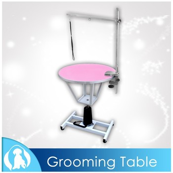 2015 New Products Dog Grooming lift and adjustbale table N-202/N-202A