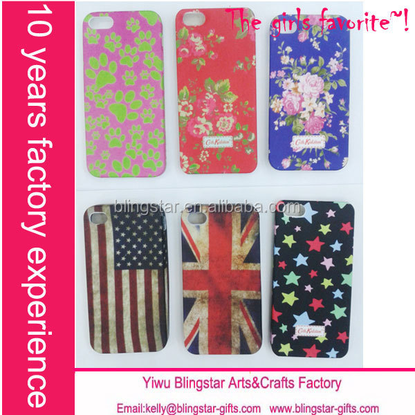 Flag Printed Phone Cover/Cases for Iphone 5