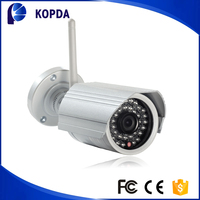 P2P TF card Waterproof two way audio wifi 3g h.264 surveillance wireless ip camera