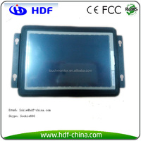 Small Size Touch Monitor 7 Inch USB LCD Monitor Interactive Multi Touch Screen Displays