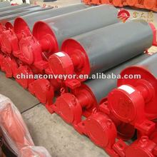 Conveyor tail pulley for mining belt conveyor system,steel bend pulley for coal belt conveyor