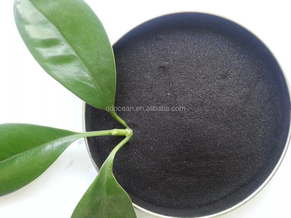 Factory supply 100% water soluble super potassium humate 68514-28-3 with reasonable price on hot selling !!