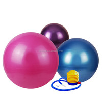 Natural rubber PVC yoga ball jiangsu wholesale manufacturer
