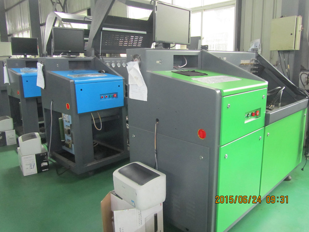 CRI-NT206 common rail system test bench for testing common rail injector and piezo injector