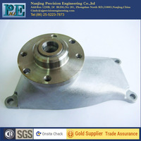 casted aluminium cnc machining mechanical assemble auto parts