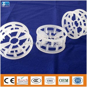 Plastic random packing Beta Ring for high pressure tower