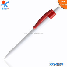 simply and light promotional plastic ball pen