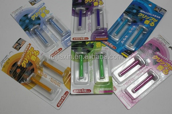 Air Freshener Car Vent Perfume Clips with factory Price