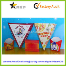 2014 High quality custom pizza packaging mini pizza boxes