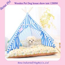 Hot Sale Waterproof Dog Beds Teepee Pet Camping Tent