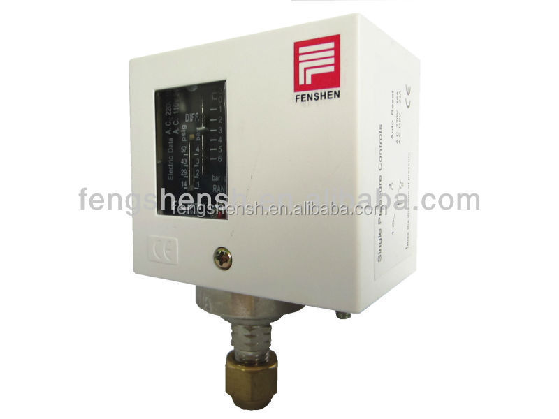 MANUFACTURER low and high pressure control switch FENGSHEN