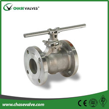 1 piece specialized 4 inch stainless steel flanged float ball valve