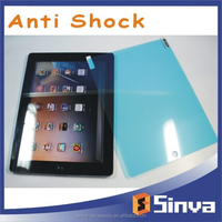 Brand sinva Nano anti shock screen protector TPU for ipad 2 3 4 air 2 for samsung tablet
