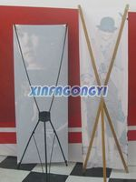x banner stands display stand