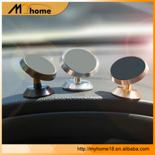 Good quality magnetic car mount phone stand holder car dashboard 360 rotating magnet phone holder