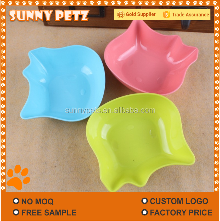 High - Grade Resin Pet Food Bowl For Dogs Cats
