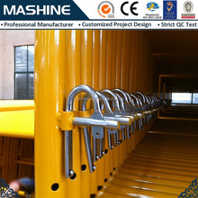 Steel frame pin lock scaffolding with factory price