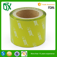 High quality Aluminum foil sachet powder packaging roll film pouch made in china