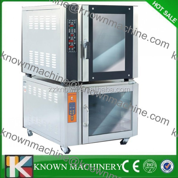 Multi-functional 5 Trays+10 trays Combination convection oven proofer