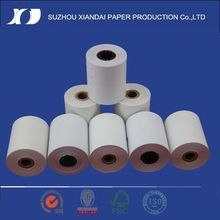 2015 Most Popular tattoo thermal paper 55g high quality bpa free thermal paper rolls