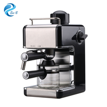 Best Sale Home 3.5 Bar Steam Cappuccino Espresso Coffee Maker machine With Glass Jug