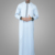 Latest Design Muslim Men Abaya Simple Style Thobe Hotsale Islamic Men Clothing In Dubai Wholesale Online