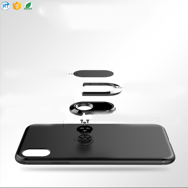 Magnet car bracket kickstand shock phone case for iphone 5,tpu plastic cell phone cover case for iphone 5