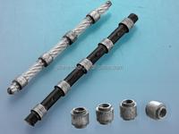Diamond wire saw for granite