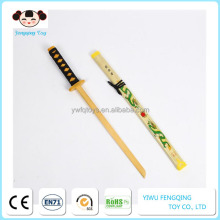 FQ brand wholesale direct wooden samurai sword for sale