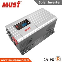 12v 24v 48v Dc To Ac 110v 220v Off Grid Pure Sine Wave 2000w Power Inverter Solar