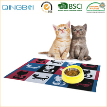 2017 Absorb Water Pet Mat Dog Feeding Rugs
