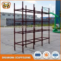 Different types of scaffolding,cuplock system scaffolding