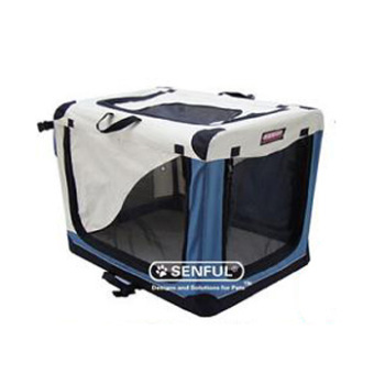 Custom Design Folding Pet Collapsable Cage, Dog Crate, Dog Kennel