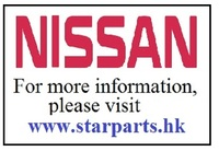For Genuine NISSAN auto parts