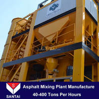 low price as used asphalt mixing plant LB1200 100TPH hot sale manufacture