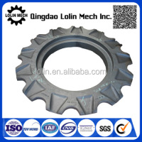 High strength 1200mm alloy steel casting drive sprocket