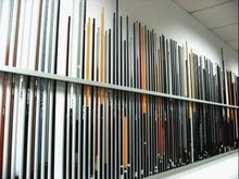 Cheap and unique carbon fiber golf shafts components for sporting with painted surface finish